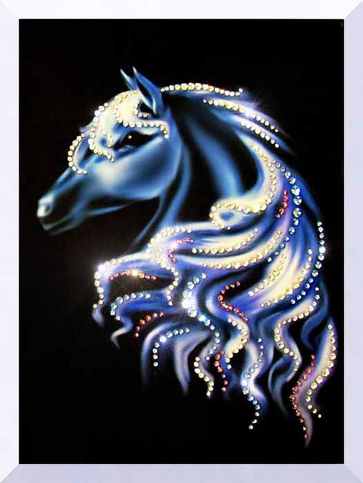 Год подарок в год лошади картина
